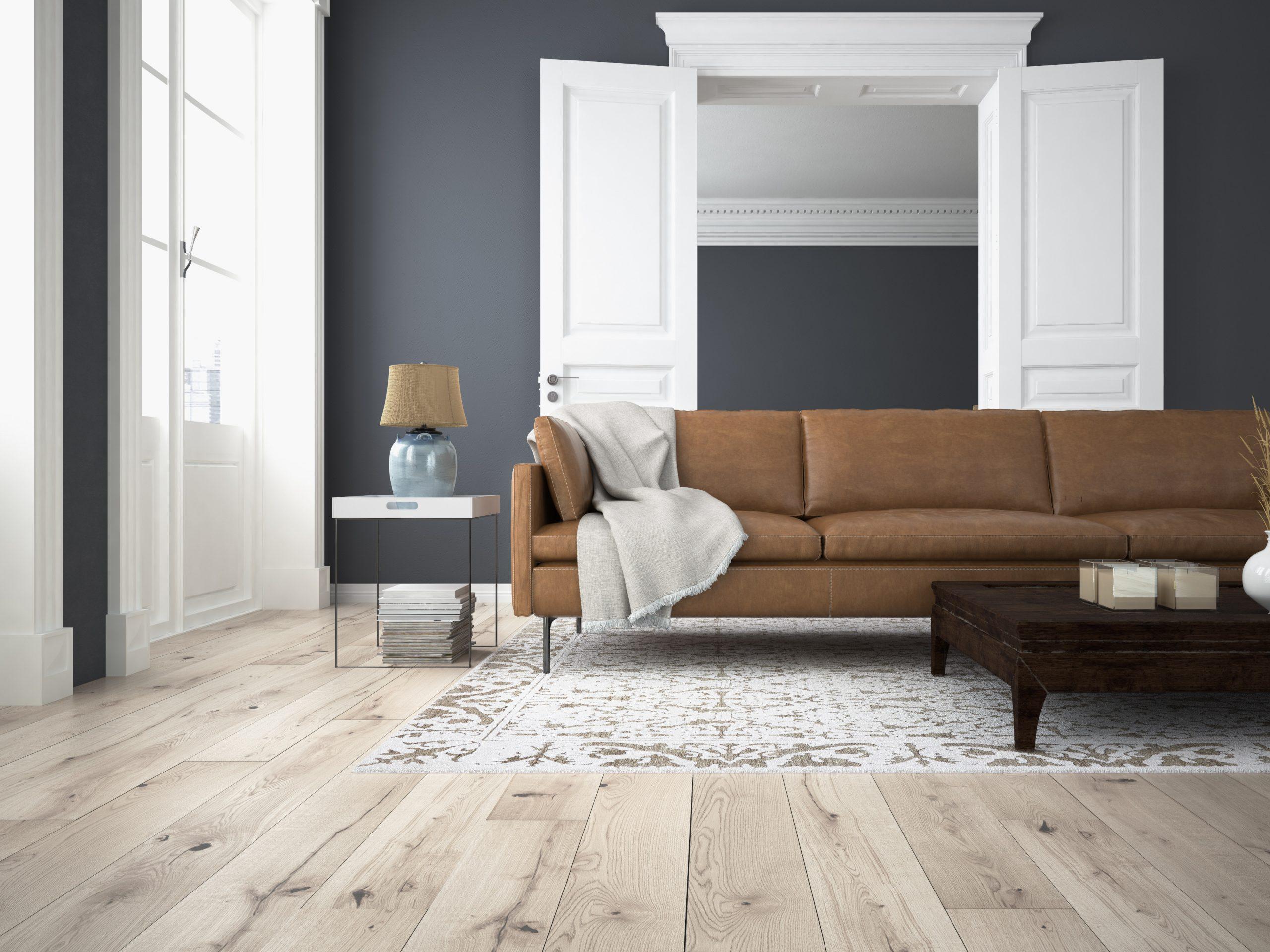 """Choisir son revêtement de sol : parquet en bois, """"faux"""" parquet ou mosaïque ?"""