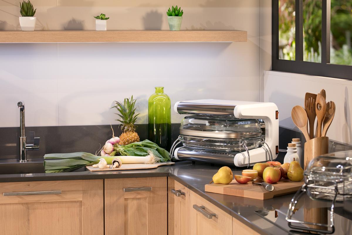 L'Omnicuiseur Vitalité: une cuisine saine et naturelle!
