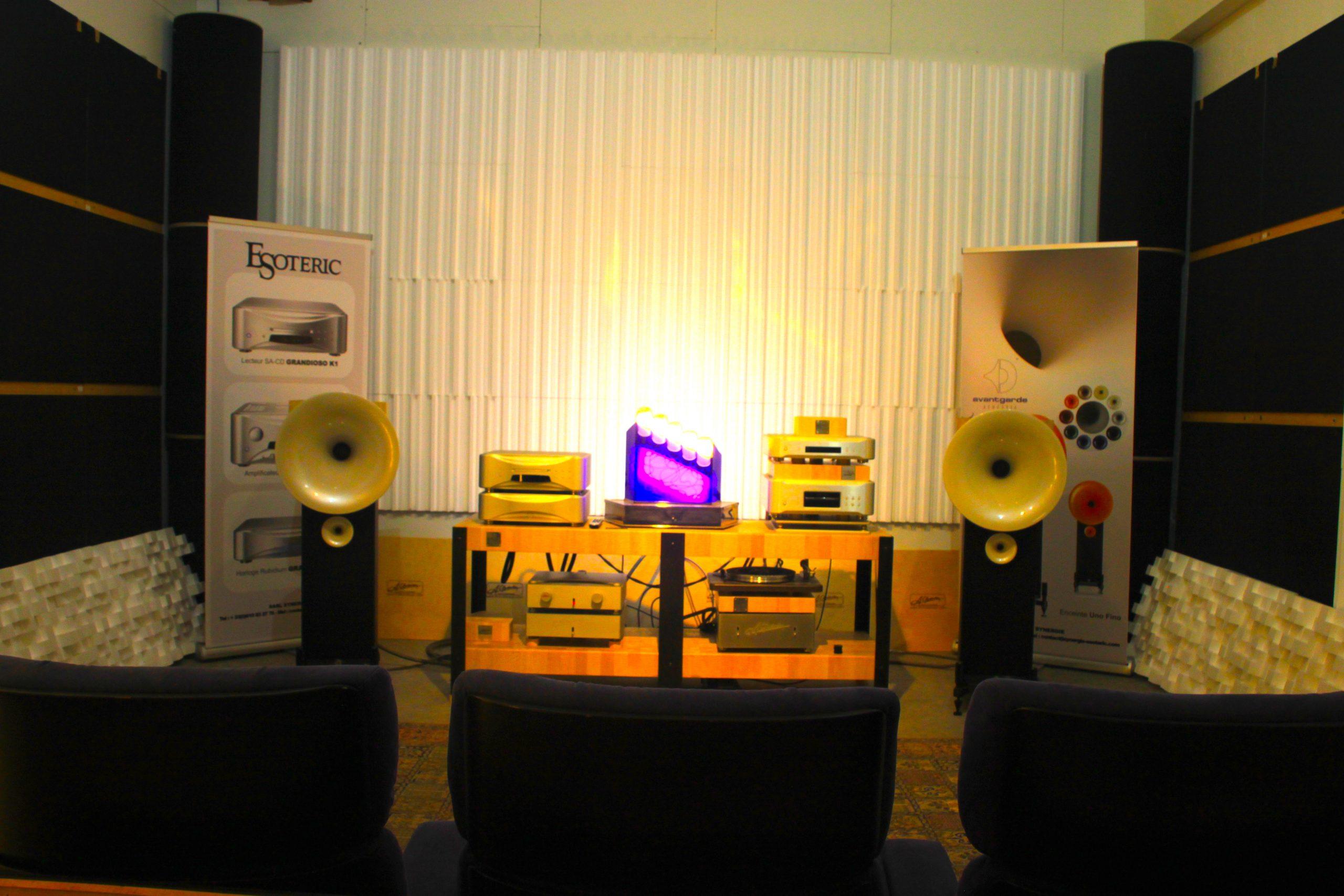 Le Garage HiFi: un showroom audiophile pour les amateurs de vrai son