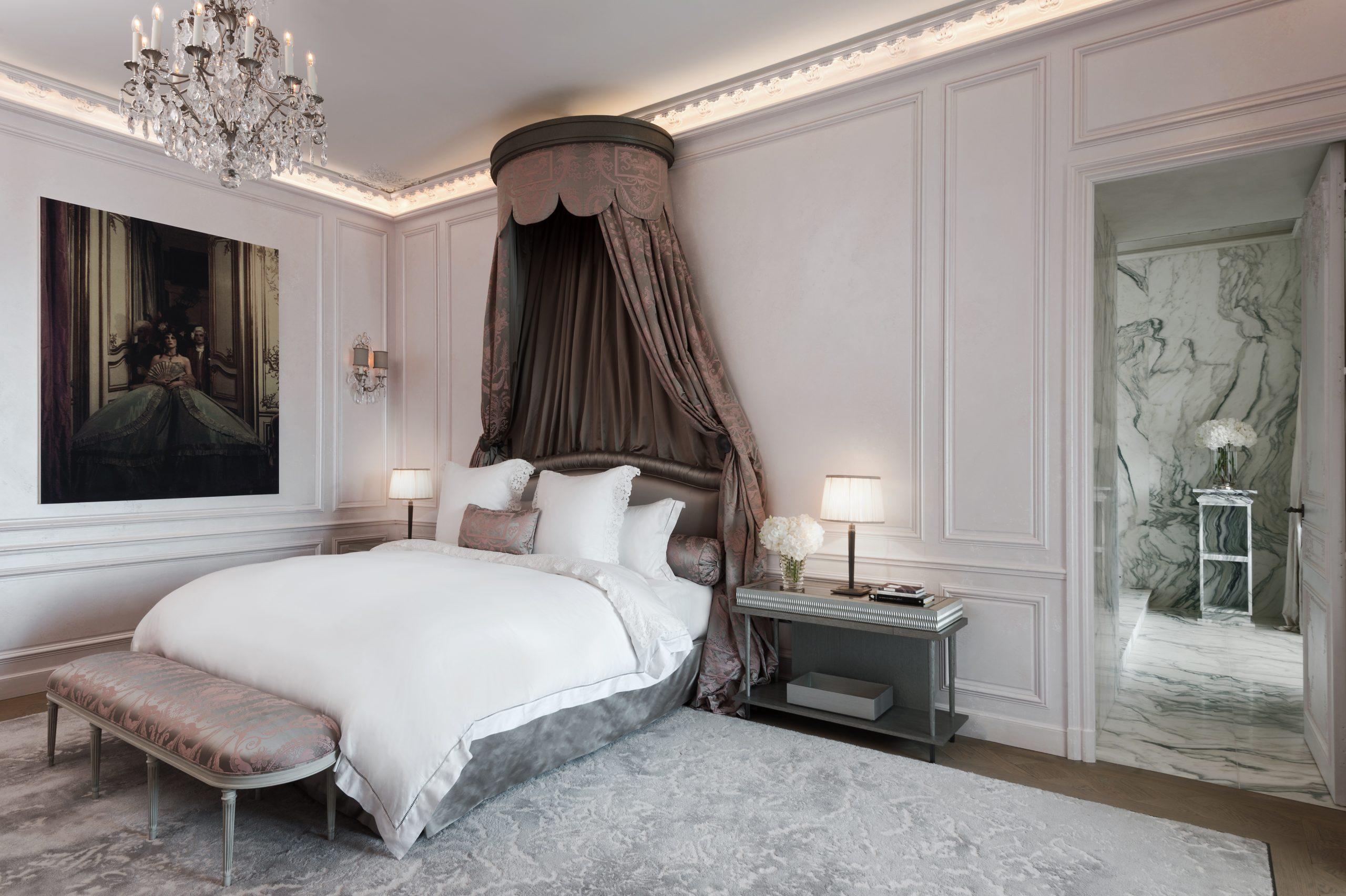 Le top 10 des chambres où l'on rêverait d'être confiné
