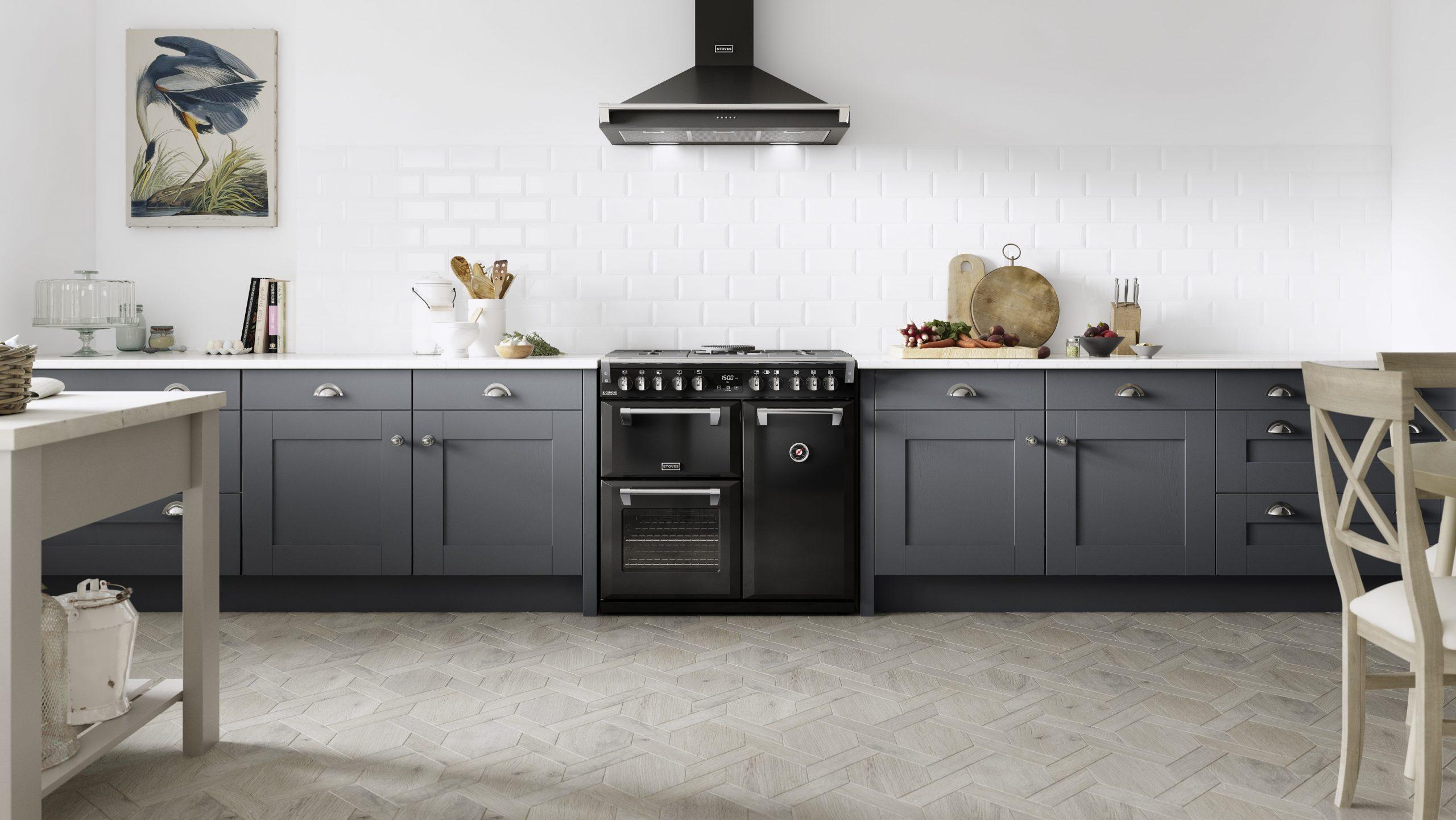 Stoves : Un piano de cuisson pour les amoureux de la cuisine