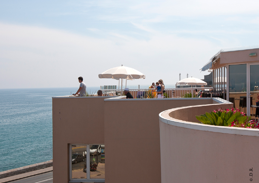 Rénovation complète de l'hôtel port marine à Sète !