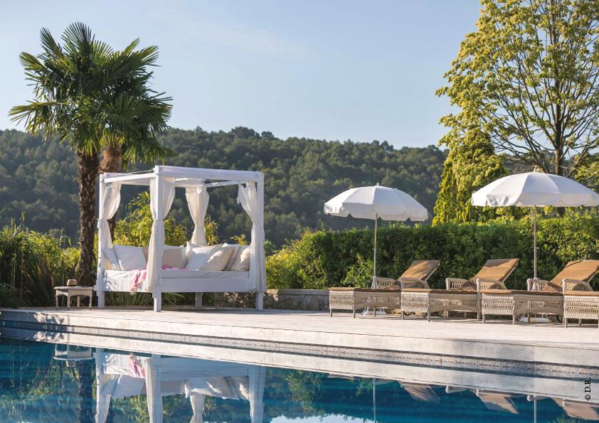 Piscines en Provence !