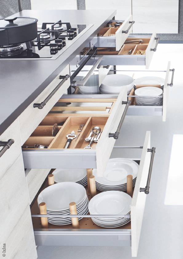 Aménager sa cuisine : Les 5 règles à respecter