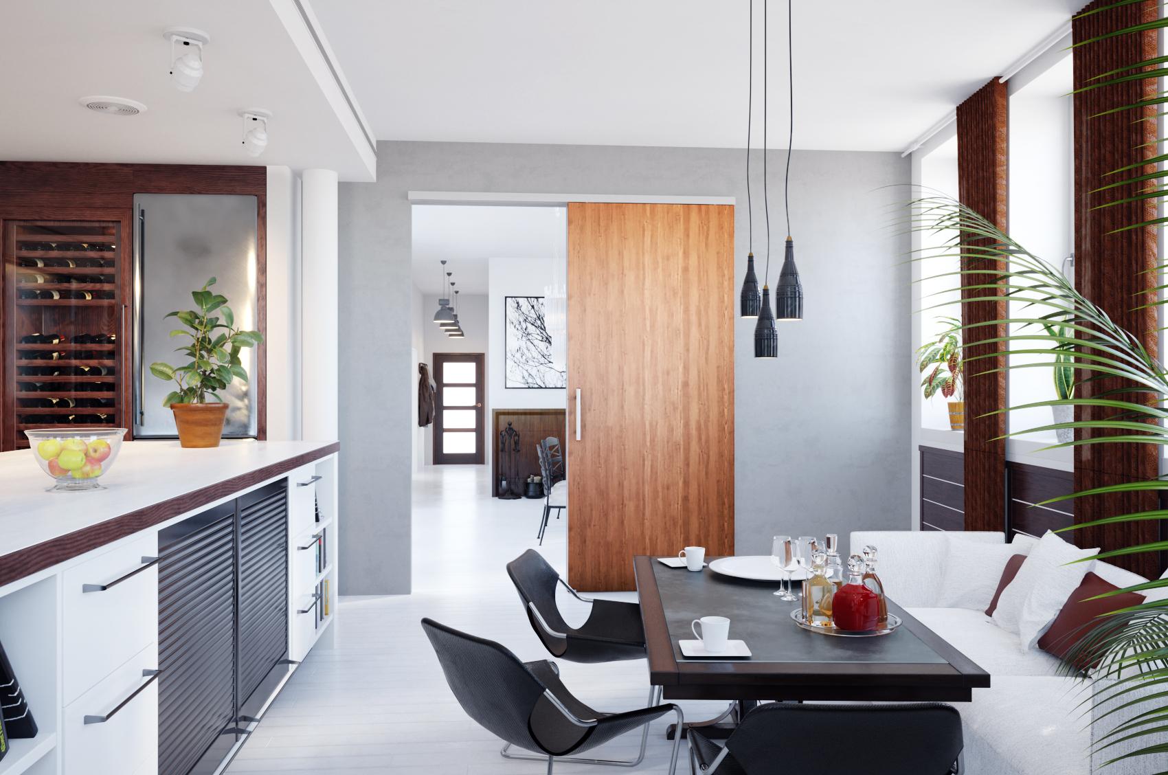 Mantion: Choisissez un système de coulissage pratique et innovant pour vos portes