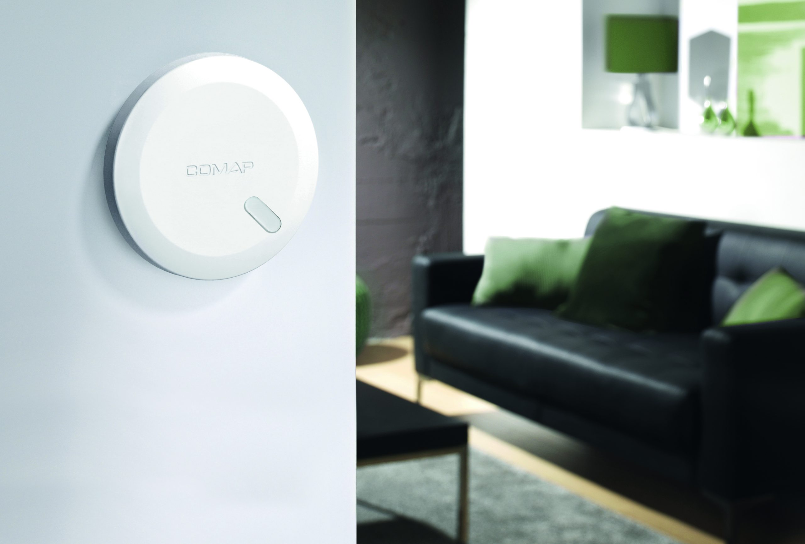 Solution de chauffage intelligent: COMAP Smart Home