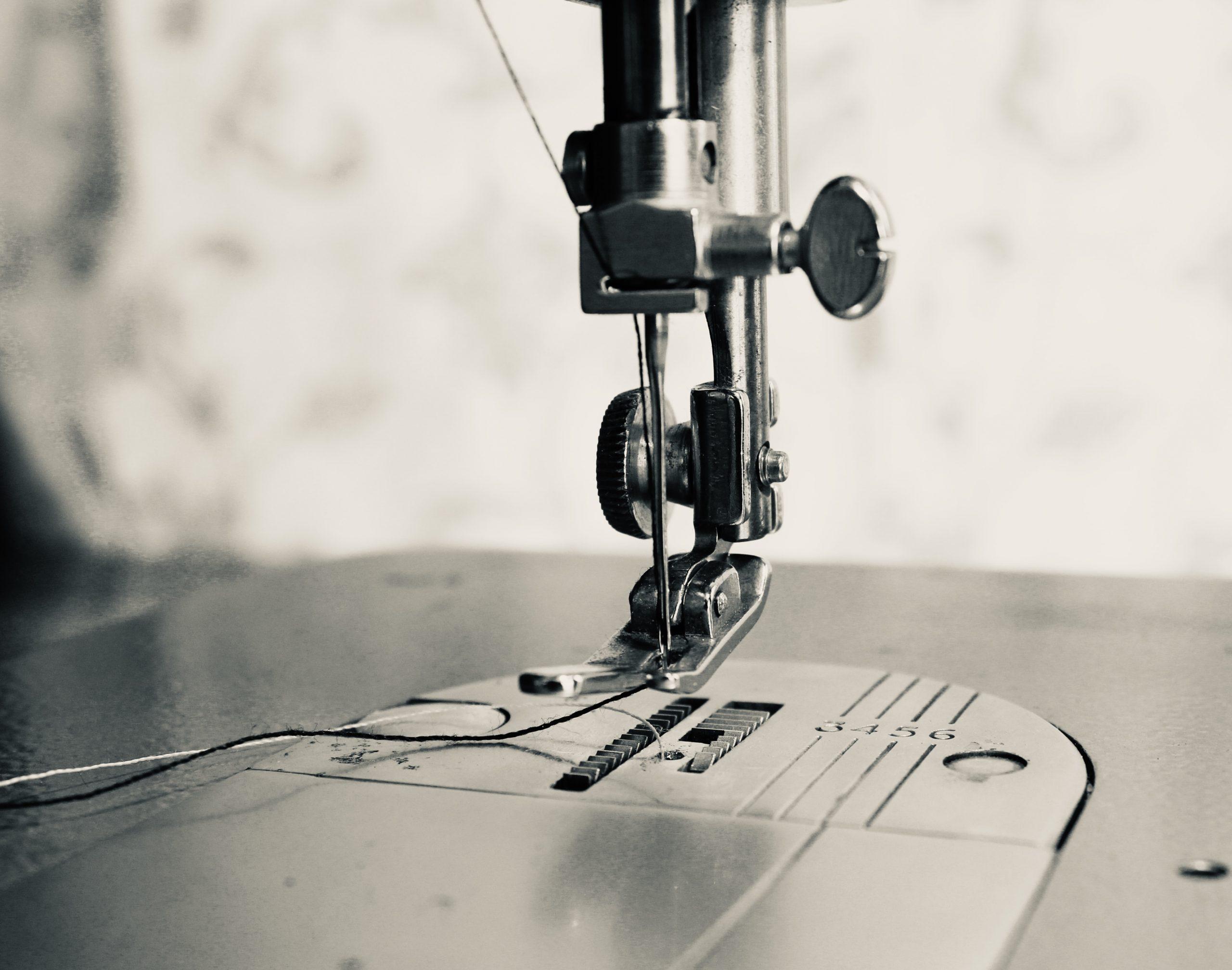 Véritas : des machines à coudre d'exception pour tous les besoins