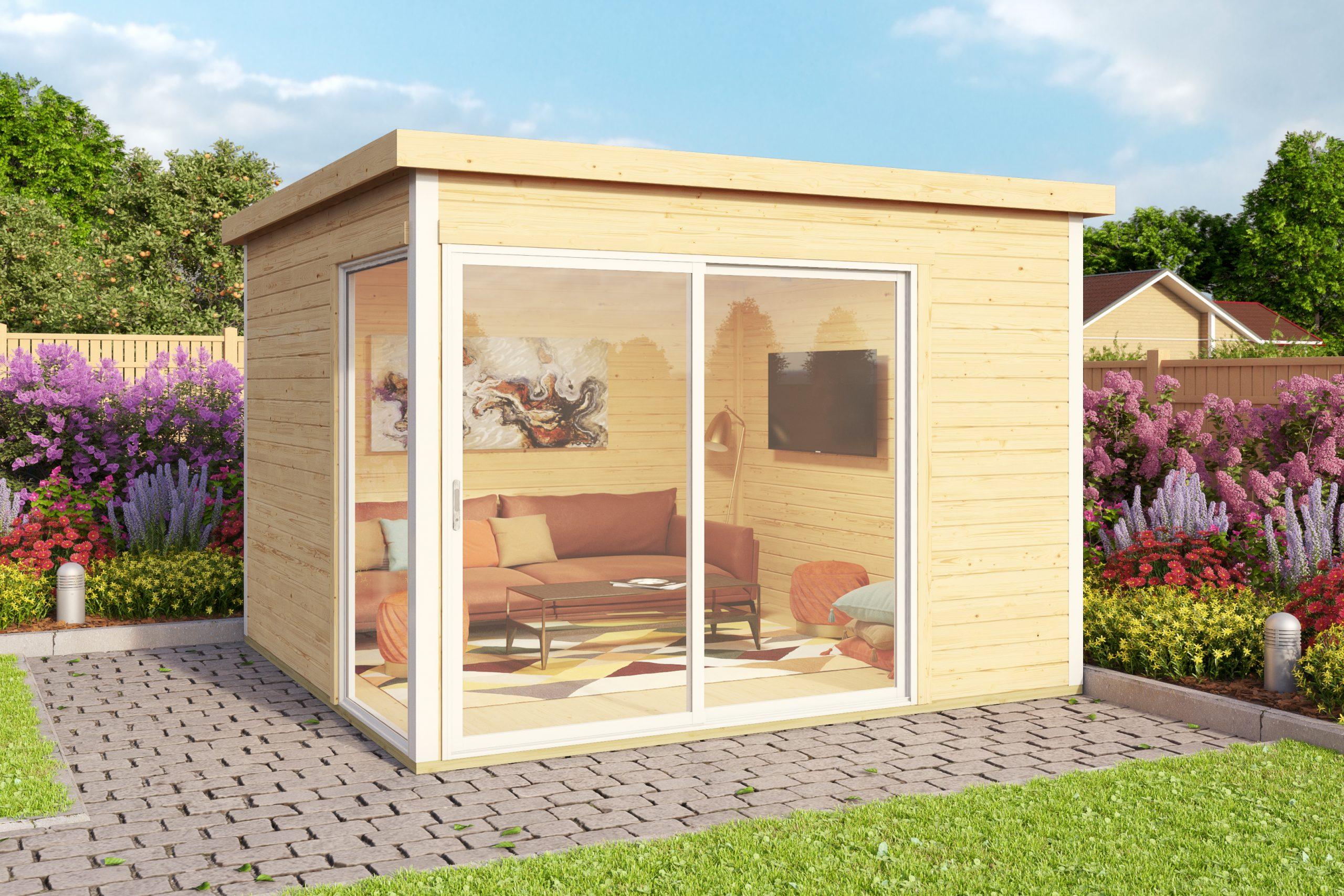 France Abris : Cabane de jardin, poolhouse, mini-studio… Trouvez l'abri qu'il vous faut pour votre jardin !