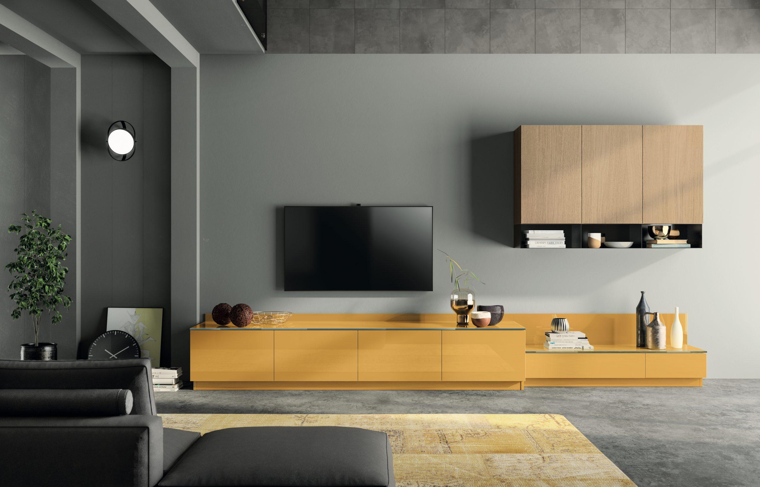 Scavolini Living : Une gamme de mobilier design, modulaire et multifonctionnel