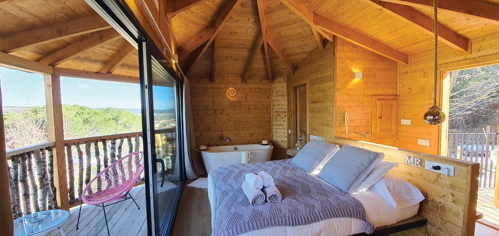 Cocoon House Concept : Venez habiter dans la maison en bois de vos rêves