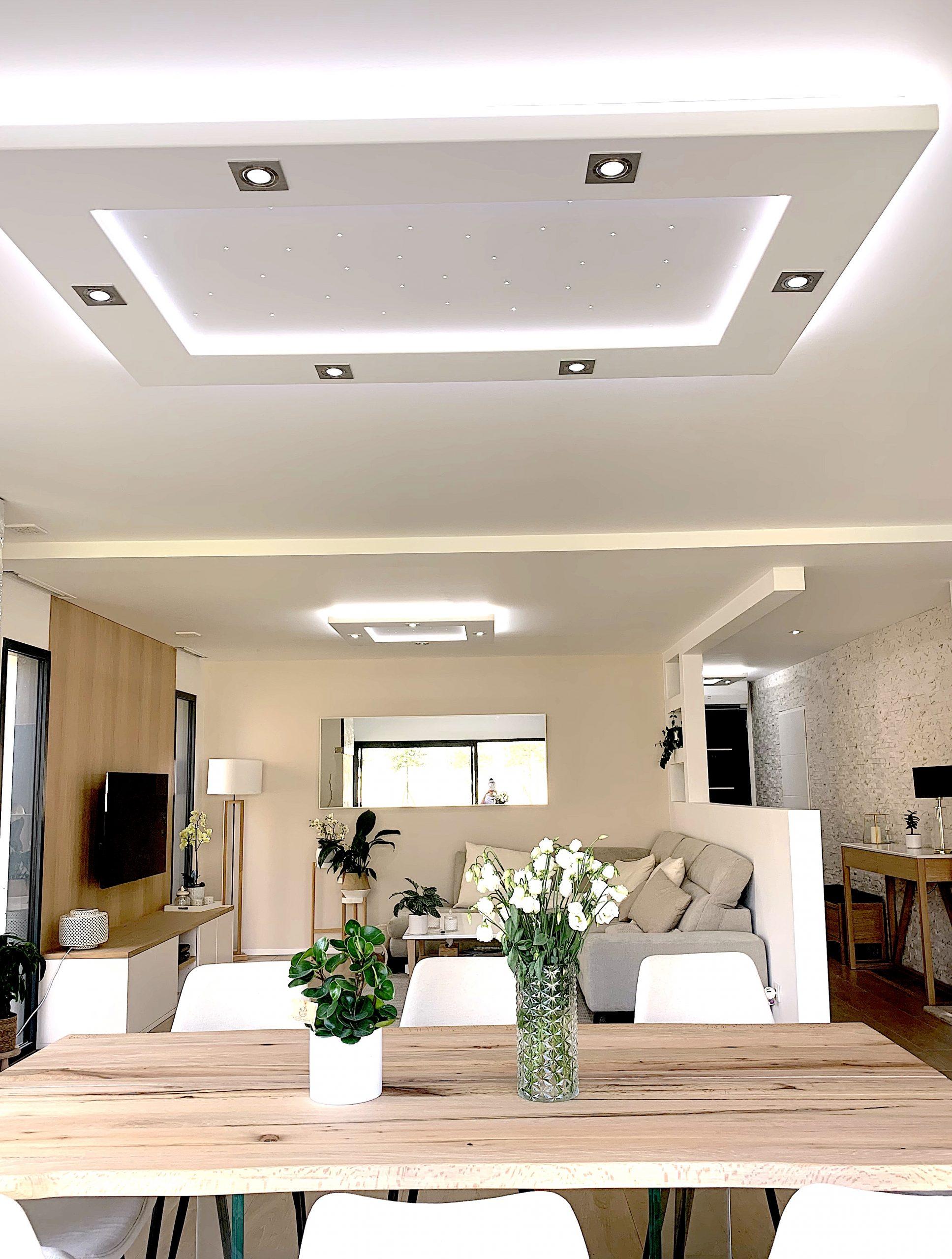 LUMINNOV: créateur de plafonniers multi-éclairages au design moderne