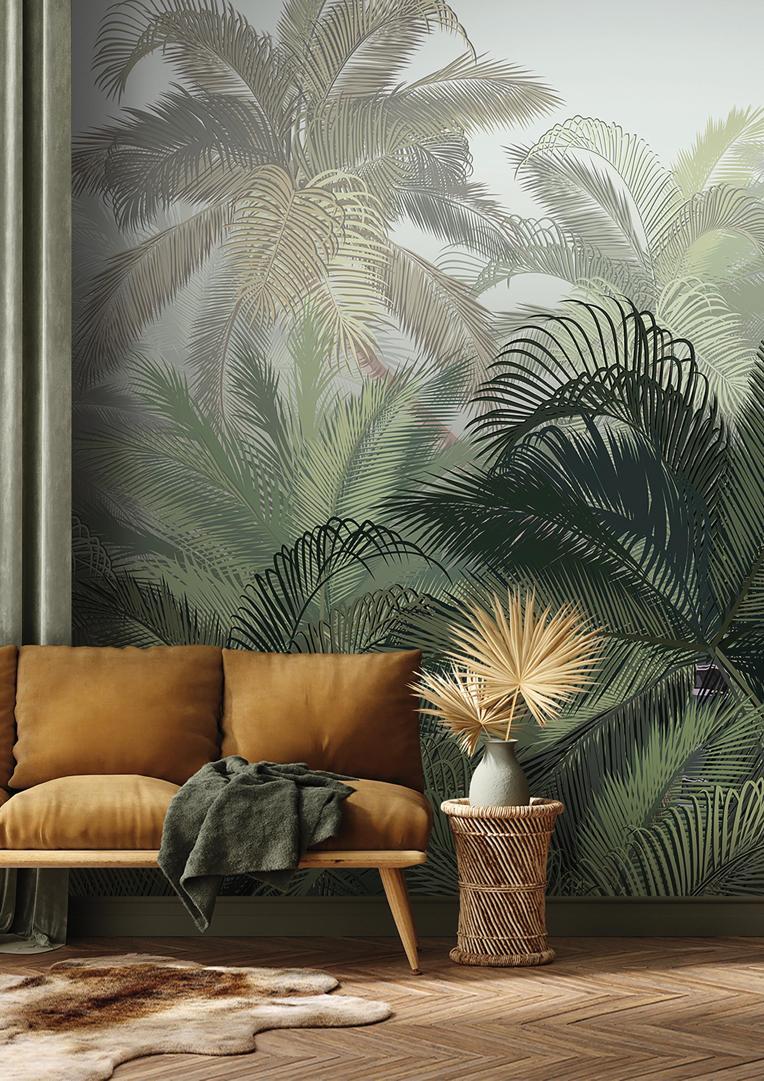 La Maison Muraem®: transformez vos murs en œuvre d'art avec un papier peint panoramique haut de gamme!
