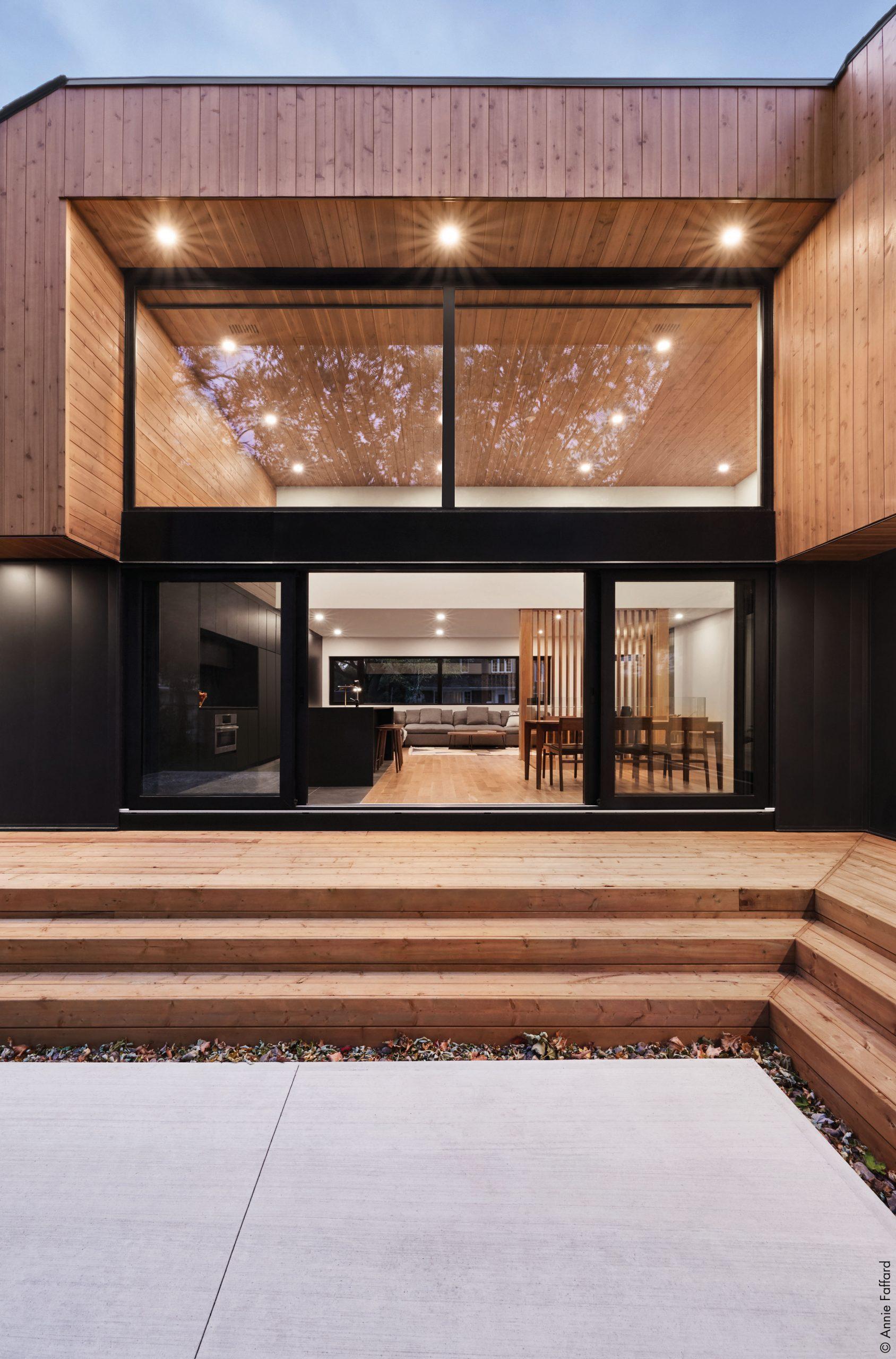 Pearl House Montréal, Canada : MXMA Architecture & Design