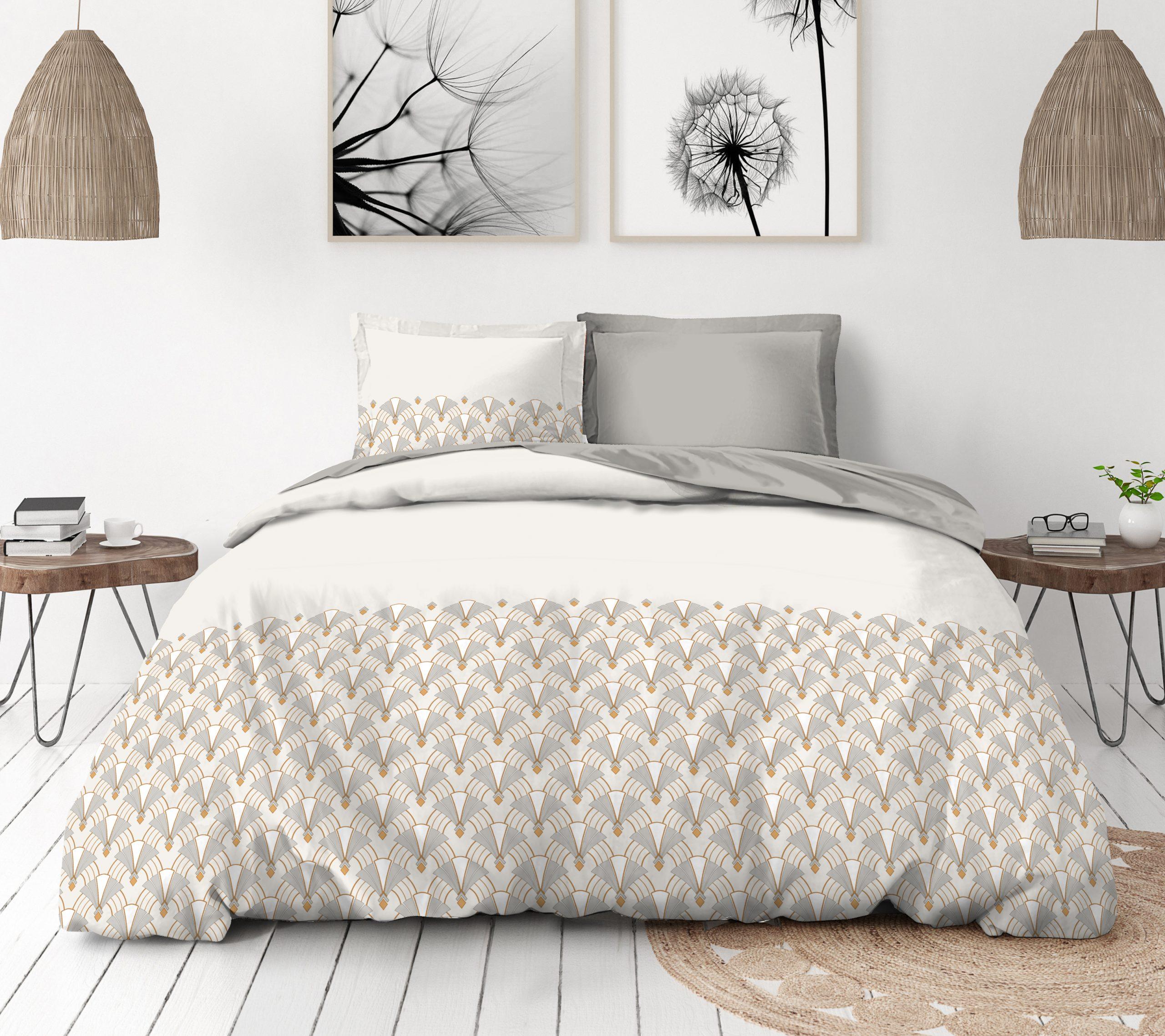 Couettes et Cetera : Mettez en valeur votre chambre avec un linge de lit unique