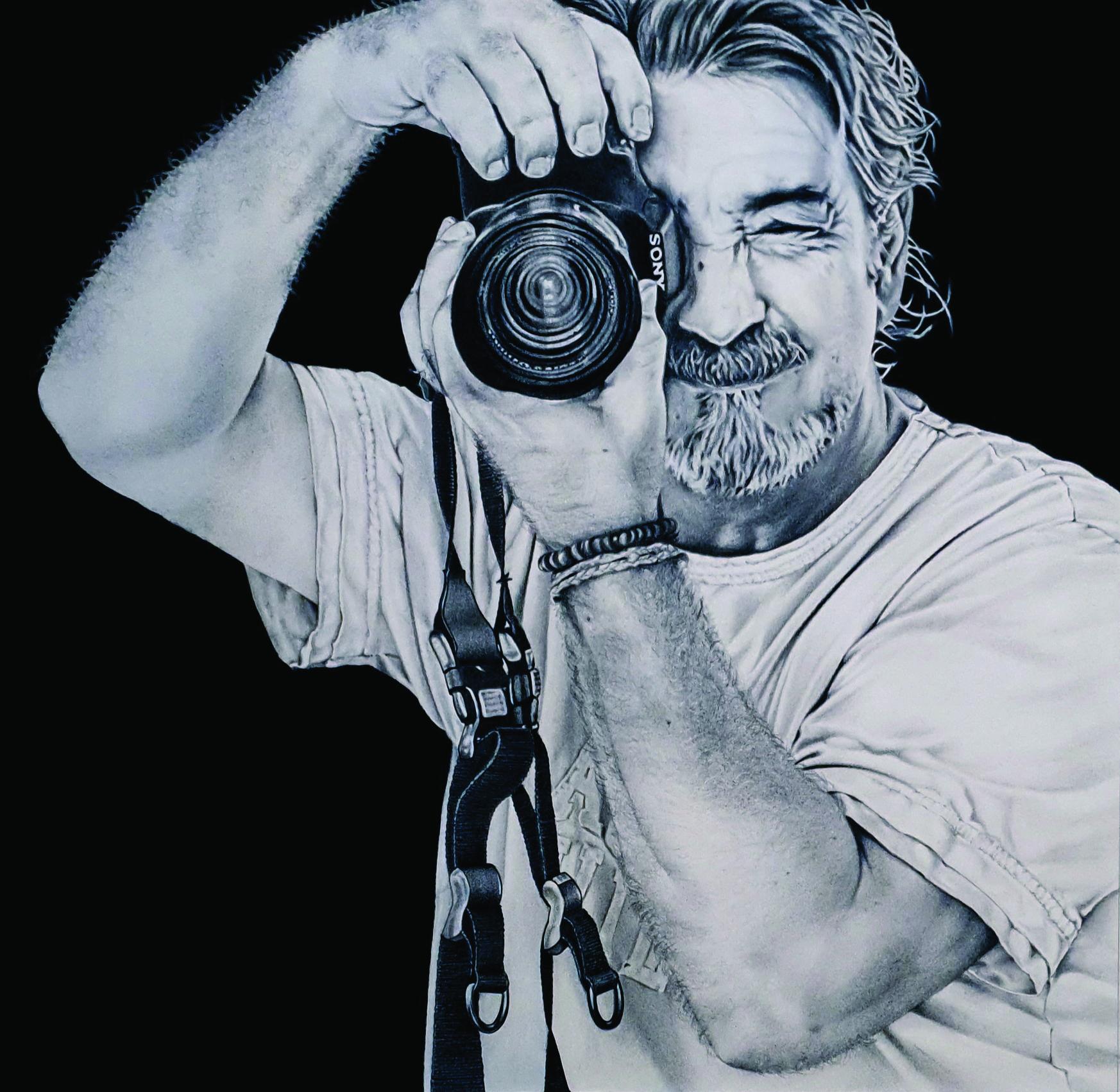 ALEXANDRA DE BASTO : peintre portraitiste depuis plus de 30 ans