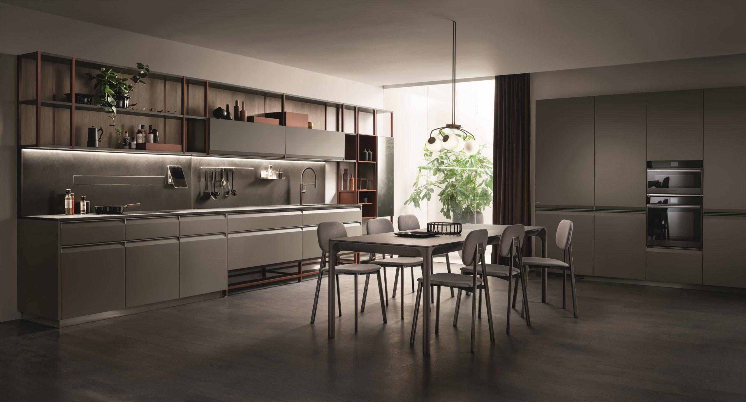 Scavolini dévoile sa nouvelle collection design : Formalia