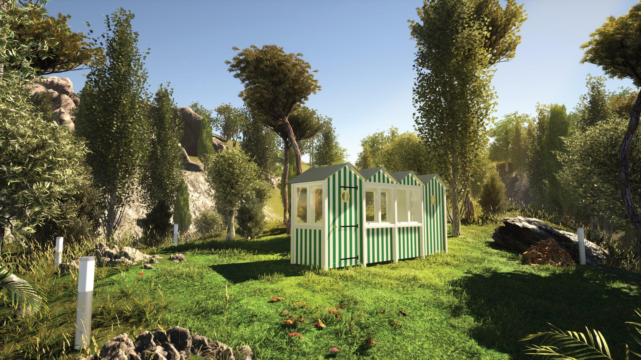 Les Petites Maisons de l'Isle : Des cabanons en bois de grande qualité, 100 % made in France