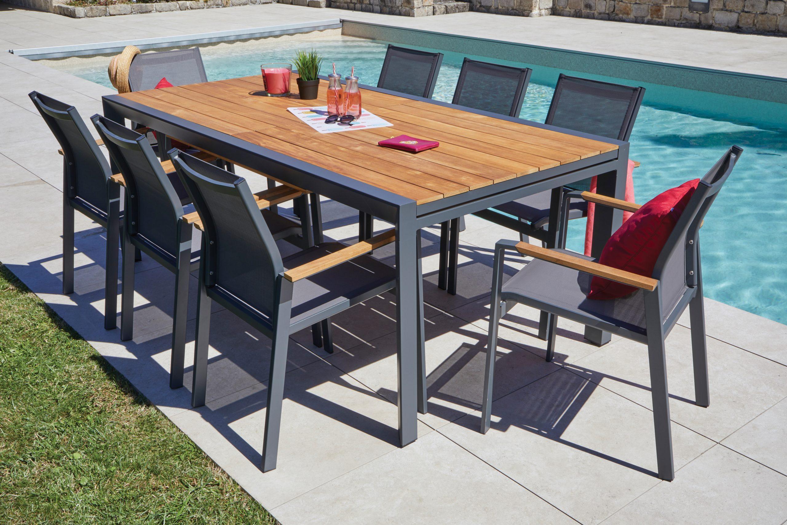 OZALIDE : du mobilier de jardin design et innovant pour aménager votre espace avec style