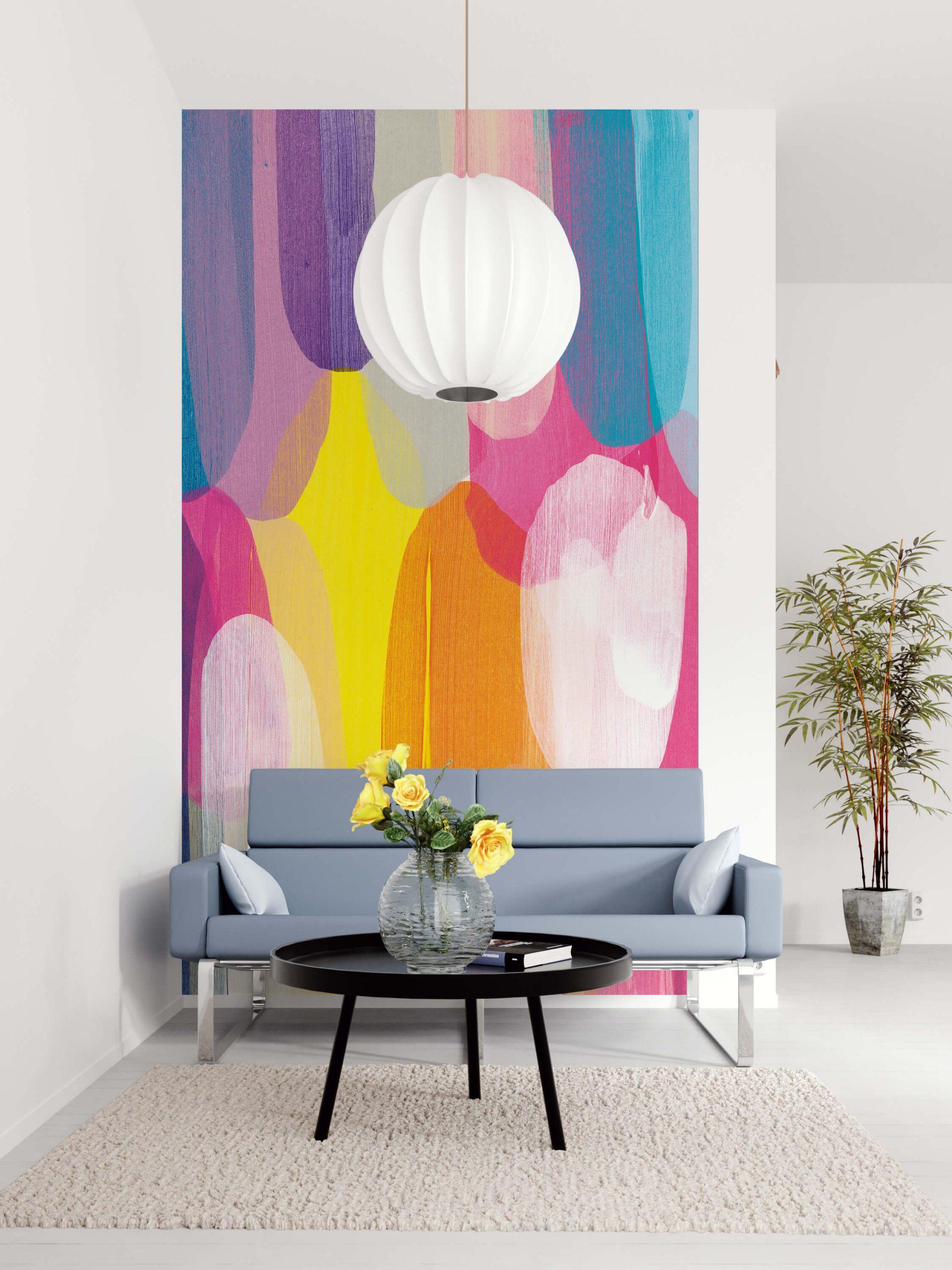 La Touche Originale : du papier peint tendance et écolo au format XXL pour pimper votre intérieur