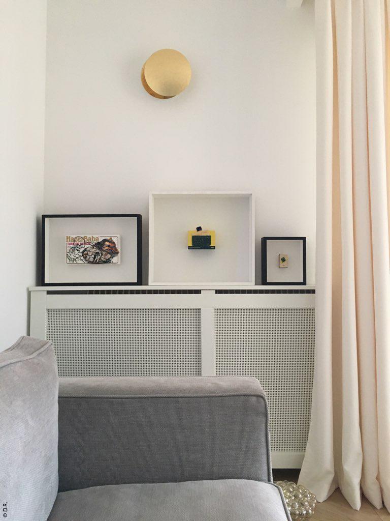 Un meuble cache-radiateurs élégant et sur-mesure pour votre intérieur