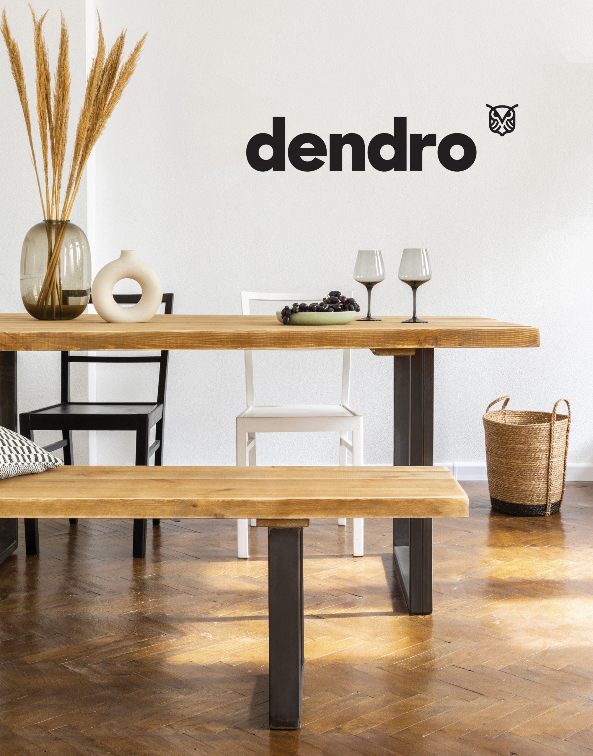 Dendro, des meubles éthiques pour une déco plus durable